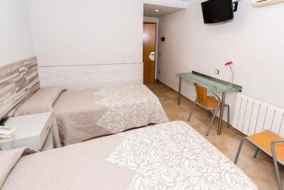 #spain @ Guest house Hostal Viky accommodation cheap deals /It was very easy to arrange the pickup from the airport. The facility is very close and very comfortable. The staff is welcoming and friendly. The check in … #Pike