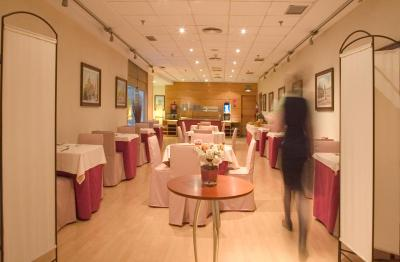 #spain @ Hotel Infanta Mercedes hotels search #Cadbury /This was perfect for the night that I needed; the air was cold and everything was clean; it was cute and cozy and nothing too extravagant yet the right price; the location was … #Centre